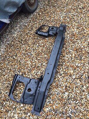 vw transporter t4 front bar support cross member bumper 1990 - 03 genuine Slam
