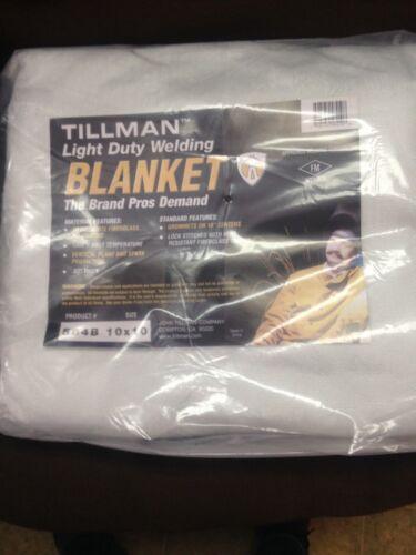 ITEM 590-Welding Fire Blanket 10 X 10  Fiberglass