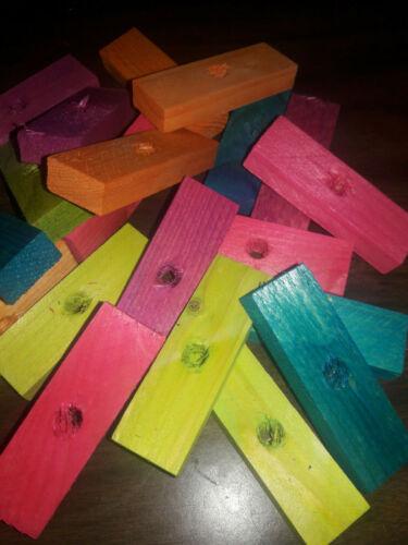 20 Wood Blocks 3