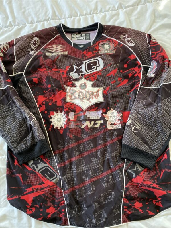 Planet Eclipse Paintball Jersey Padded XXL Empire - Team Boom - Fast Shipping!