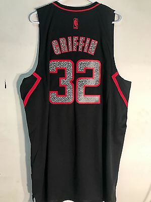 Adidas Swingman Jersey LA Clippers Blake Griffin Black Reverse Static sz -