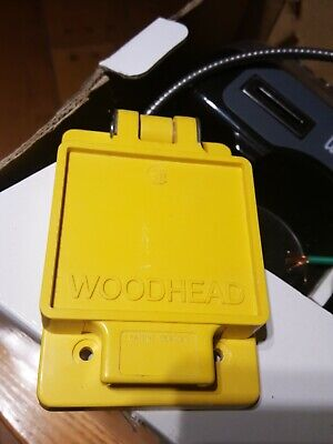 Woodhead Outdoor Electrical Box