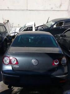 WRECKING VOLKSWAGEN PASSAT 2010 BLUE COLOR ALL PARTS Dandenong South Greater Dandenong Preview