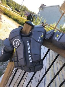 Warrior Chest Protector Jr X Large
