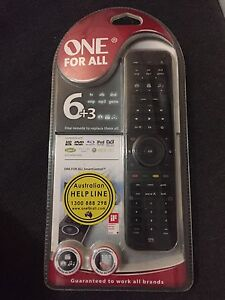 Smart Remote, One For All Holland Park West Brisbane South West Preview