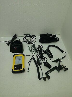 Good Trimbletds Recon Pocket Pc Nomad With Accessories Tested Working G2