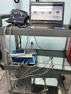Autonomic Nervous System Ans Testing Machine With Abi And Sudomotor