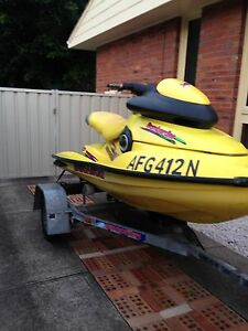 JETSKI SEADOO XP LIMITED 850cc on trailer (SWAP OR SELL) Charlestown Lake Macquarie Area Preview
