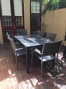 Garden Table & 6 Chairs Surry Hills Inner Sydney Preview