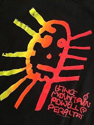 "Vintage Original Powell Peralta Lance Mountain ""Family"" T-Shirt - Size L"