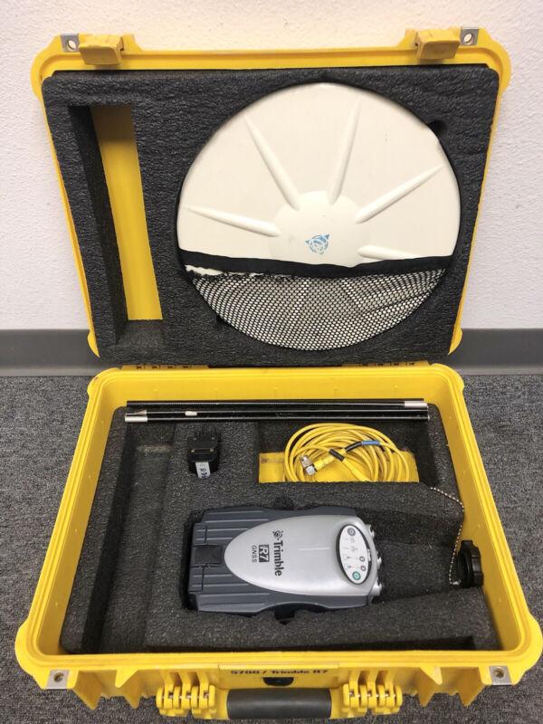 Trimble R7 GNSS Receiver Kit w/ Zephyr Geodetic Model 2 Antenna RTK GLONASS