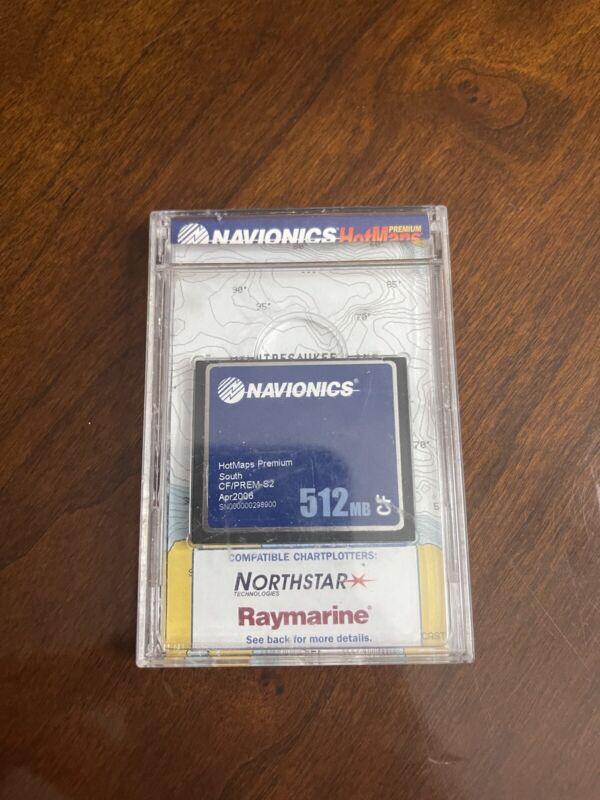 Navionics HotMaps Platinum South