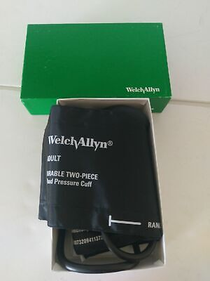 Welch Allyn Blood Pressure Cuff Aneroid Sphygmomanometer