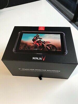 """Atomos Ninja V 5"""" 4K HDMI Recording Monitor - excellent condition"""