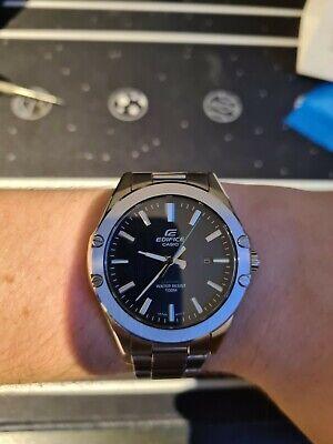 Casio edifice Slim solar watch: EFR-S107D