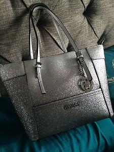 One of a kind guess purse