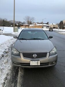 2005 Nissan Altima - Very Good Condition. Sold AS IS