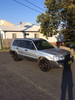 Subaru forrester 2.5 XT