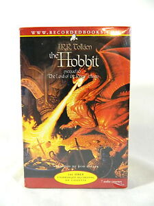 The-Hobbit-by-J-R-R-Tolkien-2001-Cassette-Unabridged