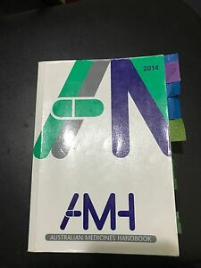 AMH AUSTRALIAN MEDICINES HANDBOOK 2014 Revesby Heights Bankstown Area Preview