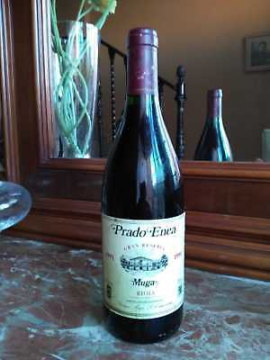 Exclusivo Prado Enea - Muga - Gran Reserva - Rioja 1991