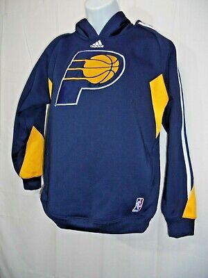 Adidas Indiana Pacers Hoodie Ladies Sweatshirt Size L (Adidas Indiana Pacers Sweatshirt)