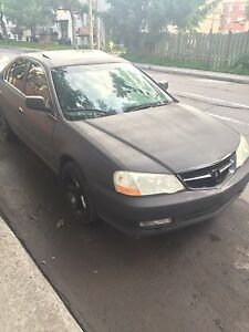 Acura TL Type S 3.2 Vtech