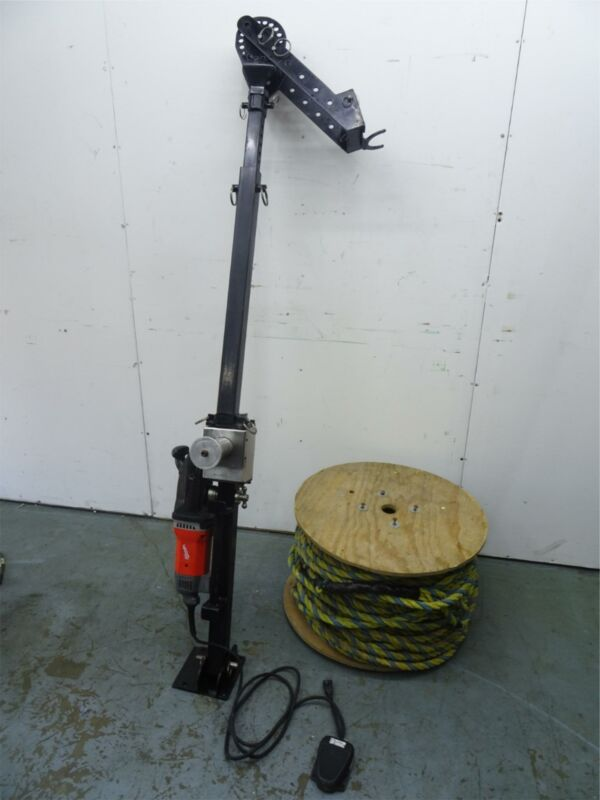 RAY TOOLS / MAXIS / SOUTHWIRE Pull-It Tugger Puller 4000 LBS Cap w/ ROPE  L@@K