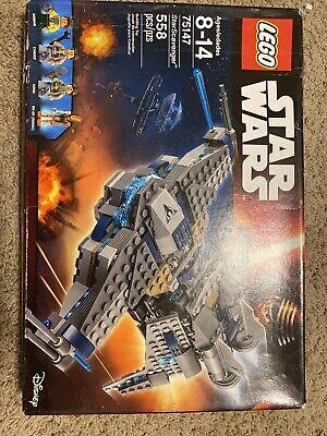 lego star wars starscavenger 75147. New But Damaged Box
