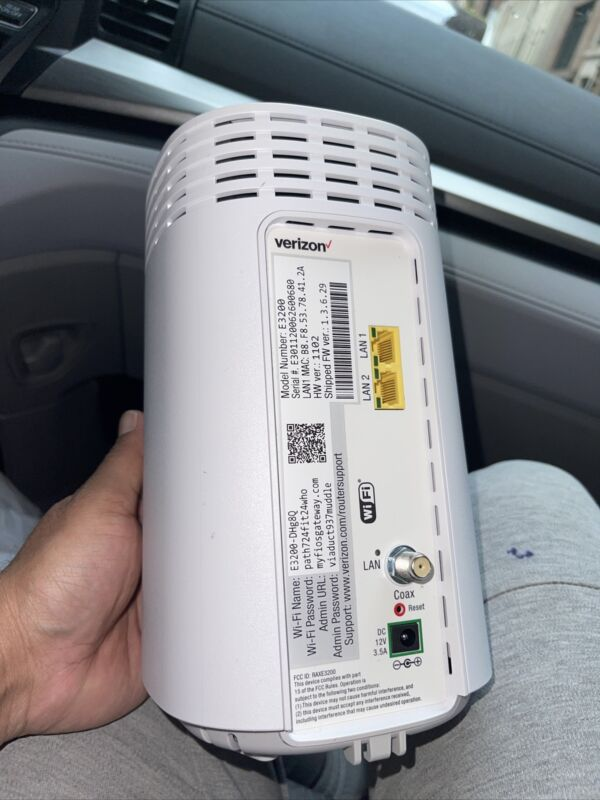 Verizon Fios Home Wi-fi 6 Extender - E3200