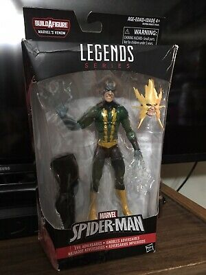 Marvel Legends Electro Space Venom BAF
