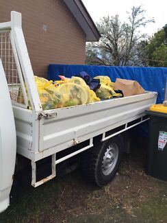 Single cab tray suit Holden rodeo  Braybrook Maribyrnong Area Preview
