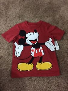 NWT Mickey Mouse tee