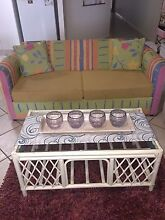 Sofa bed coffee table & tub chair Yorkeys Knob Cairns City Preview