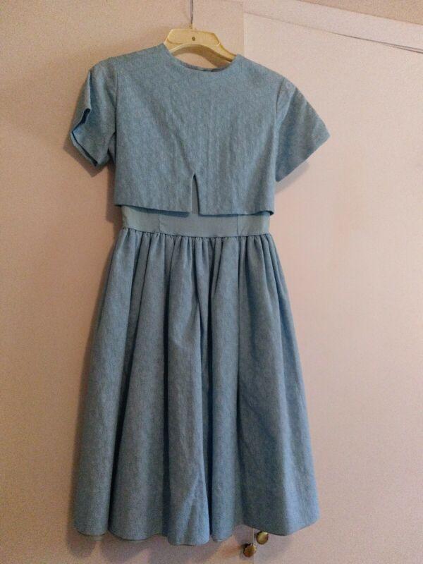 Vintage Cinderella Brand Dress Girls Size 14