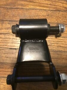 Rear leaf spring shackle chev gmc part