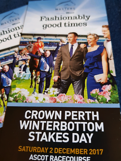 Ascot Racecourse Winterbottom Stakes Day