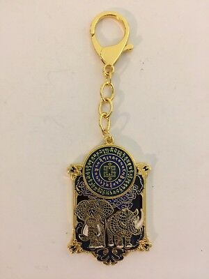 2018 Feng Shui Anti Burglary Keychain Amulet Tailsman USA Seller