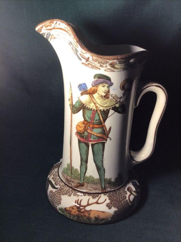 Antique 1907 BUFFALO Pottery U.S.A.