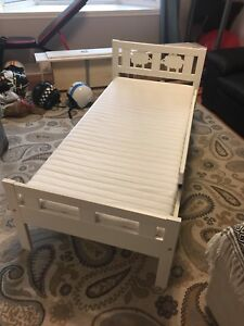 Ikea childrens bed and mattress