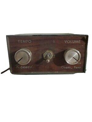 Kennedy Digital Ice Cream Truck Music Box - Great Condition - Rare