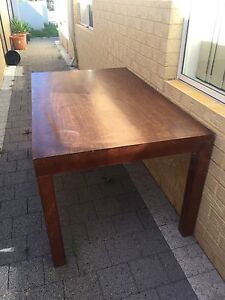 Wooden table Byford Serpentine Area Preview