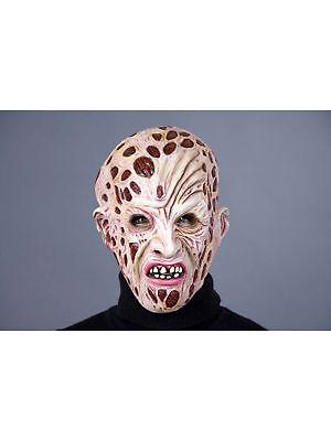 Karneval Halloween Faschingsmaske (Narbengesicht Halloween)
