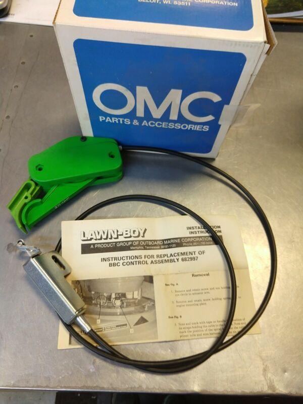 OEM All Wheel Drive Control Cable Husqvarna HU 700L 725E 775BBC LC356VB Mower