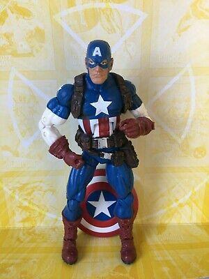 Marvel Legends Hasbro Target Exclusive Series Captain America Action Figure (J)