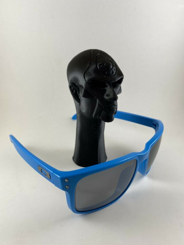 Miniature Oakley Bob Head Display Art