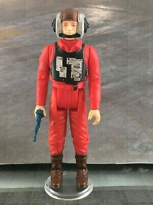 VINTAGE STAR WARS FIGURE B WING PILOT