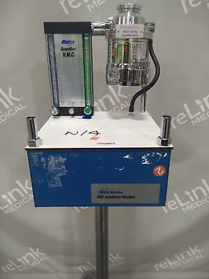 Matrx Mds Vmc Anesthesia Machine
