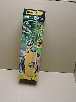 Berthoud Floraly 12  8 Litre Pressure sprayer (plant treatment)