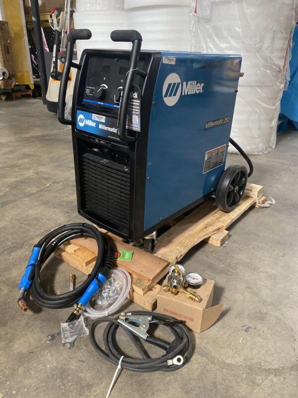 MILLER ELECTRIC 907322 MIG Welder Millermatic Series 240/480/575VAC Input Volt